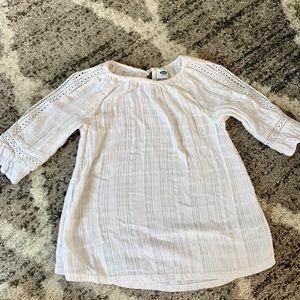 Beautiful linen blouse